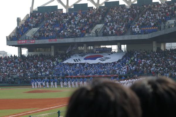 韓國的妖怪大國旗