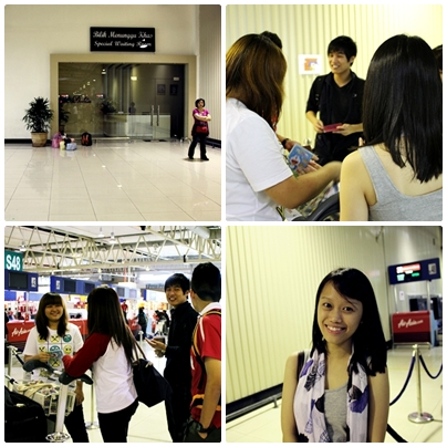 吉隆坡LCCT機場
