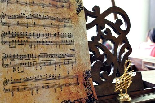 Secret琴譜