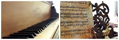 不能說的秘密鋼琴