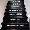 BWCW樓梯