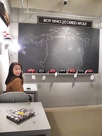 BWCW課室