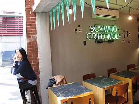 BWCW食堂