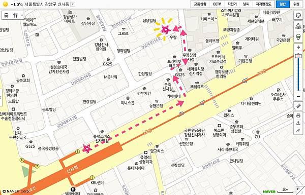 BWCW map