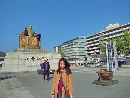 <EXO's Showtime> 第7集取景地:光化門廣場