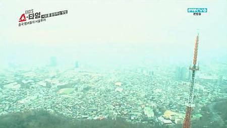 <EXO's Showtime> 第7集取景地:南山N首爾塔