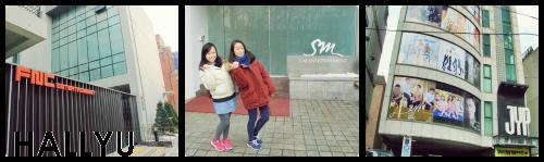 六天五夜首爾自由行:韓國娛樂經紀公司
