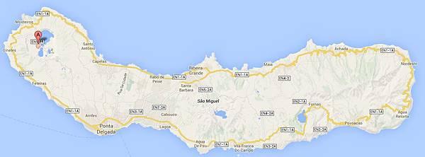 Sete map