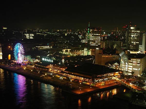 神戶港夜景01
