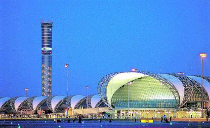 4.曼谷機場