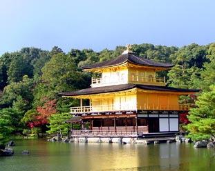 京都觀光名勝~金閣寺