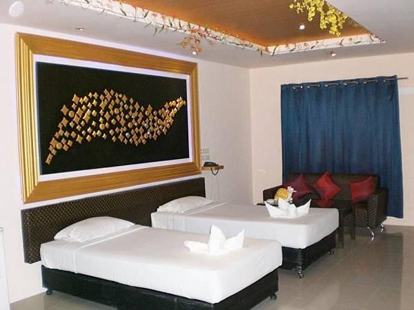 貝樂花園飯店 Marble Garden View Pattaya04