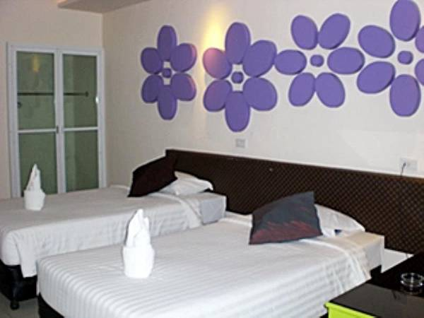 貝樂花園飯店 Marble Garden View Pattaya02