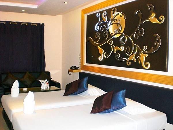 貝樂花園飯店 Marble Garden View Pattaya01