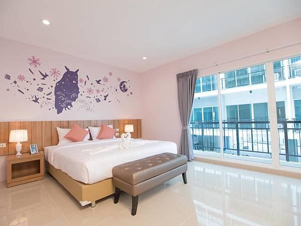 曼谷就是要住臥室(叻拋101巷)旅館~~_170525_0012.jpg