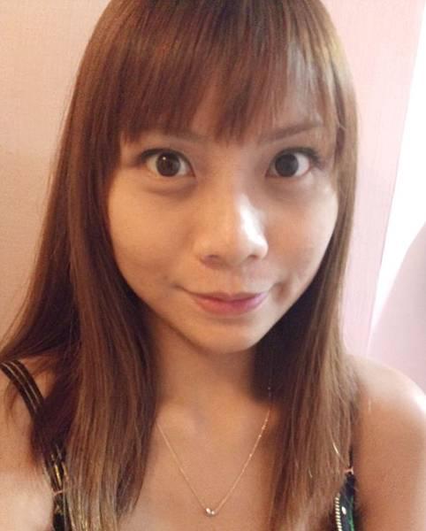 大眼美女Claire Wu