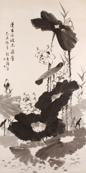 武陵十友書畫社聯展作品