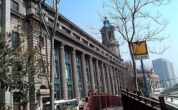 上海郵政公司-1