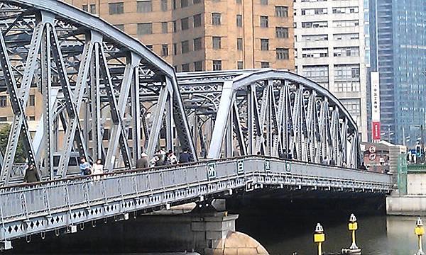 外白渡橋-1