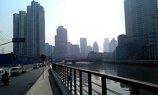 浙江路橋東面