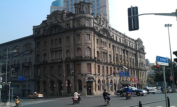 上海浦江飯店