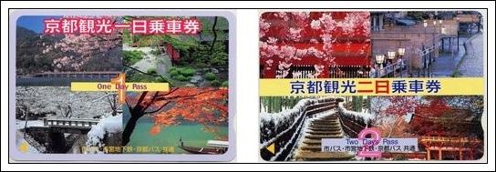 京都觀光一日券