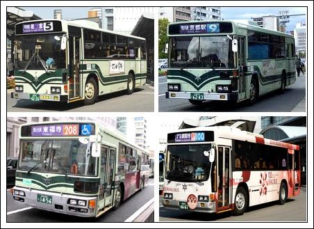 City bus type
