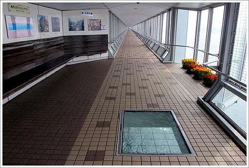 大鳴門橋架橋記念館-遊步道