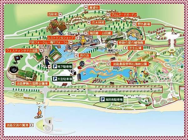 夢舞台Map