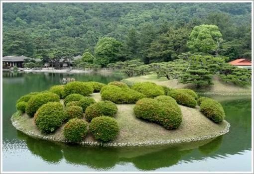 第19景-南湖的中島