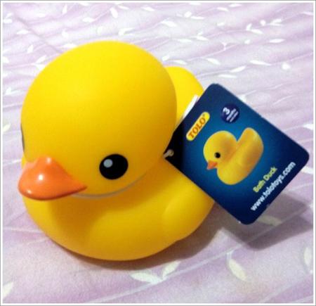 商品-黃色小鴨鴨