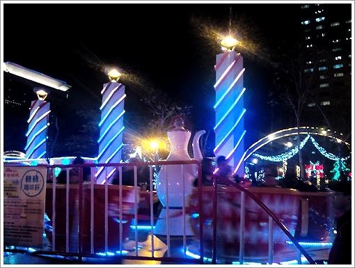 歡樂聖誕樹夜景-5