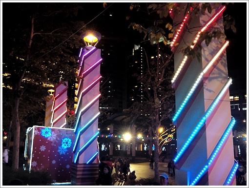 歡樂聖誕樹夜景-9