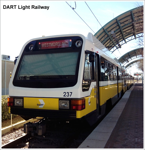 DART Light Railway