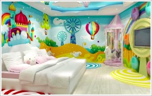 土樓兒童酒店房-2