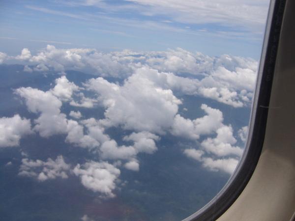 遠東航空離島線飛機上05