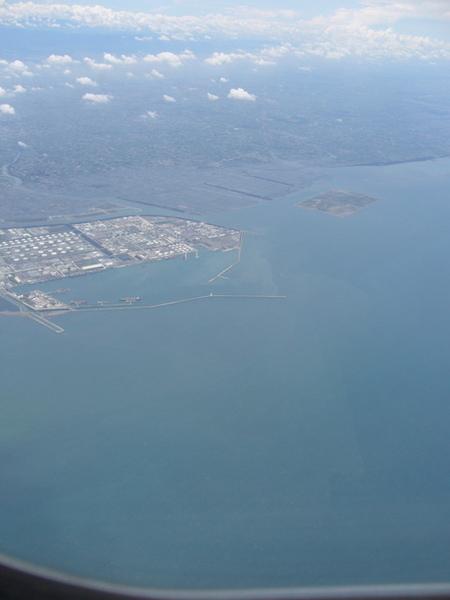遠東航空離島線飛機上11