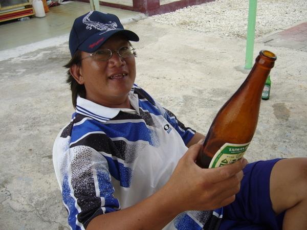 澎湖鳥嶼的第一天-下午行程-上岸後的小歇02