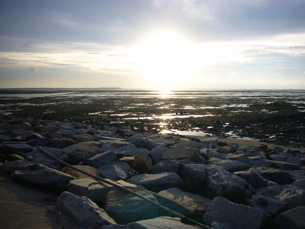 澎湖鳥嶼的第一天-下午行程-澎湖鳥嶼的夕陽08