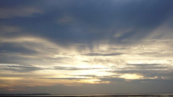 澎湖鳥嶼的第一天-下午行程-澎湖鳥嶼的夕陽10
