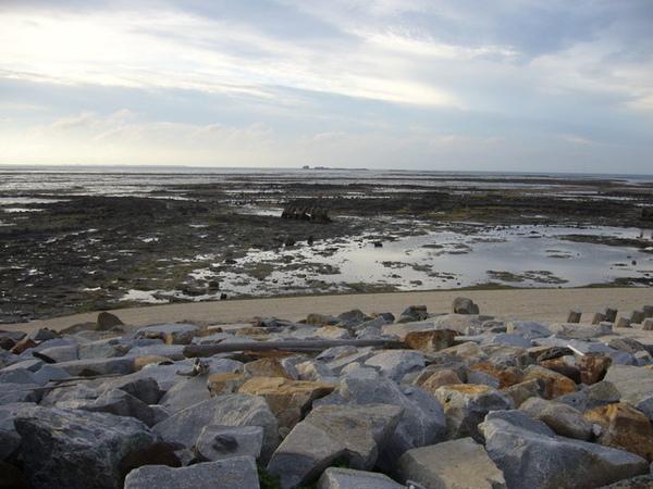 澎湖鳥嶼的第一天-下午行程-澎湖鳥嶼的夕陽16