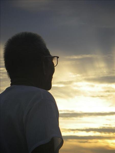 澎湖鳥嶼的第一天-下午行程-澎湖鳥嶼的夕陽24