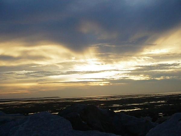 澎湖鳥嶼的第一天-下午行程-澎湖鳥嶼的夕陽26