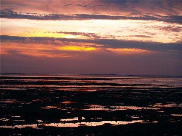 澎湖鳥嶼的第一天-下午行程-澎湖鳥嶼的夕陽31