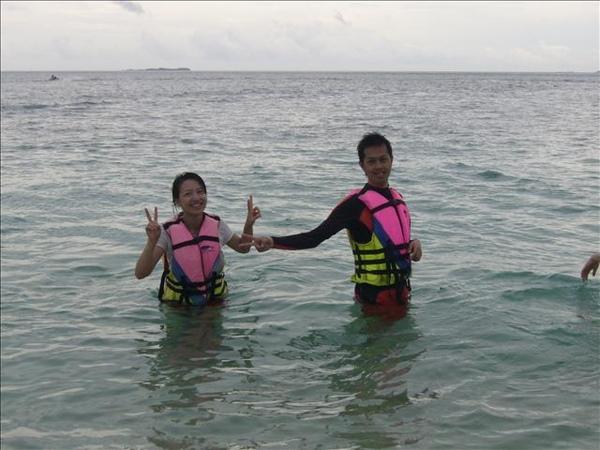 澎湖鳥嶼的第二天-早上行程-澎澎灣-水上活動13