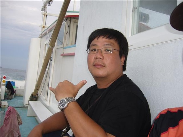澎湖鳥嶼的第二天-下午行程-海上夜釣小管07
