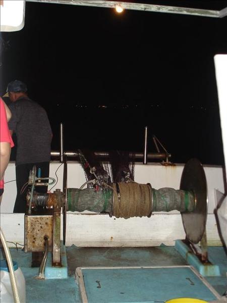 澎湖鳥嶼的第二天-下午行程-海上夜釣小管22