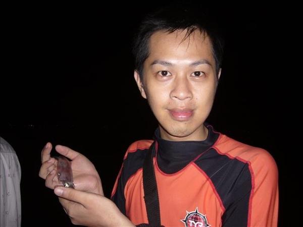 澎湖鳥嶼的第二天-下午行程-海上夜釣小管41
