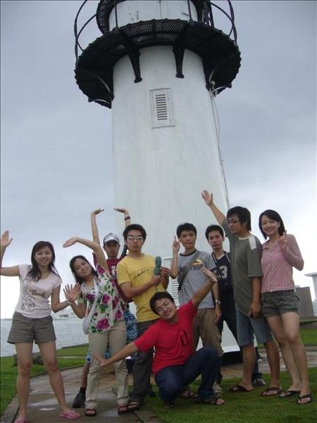 澎湖鳥嶼的第三天-早上行程-澎湖西嶼漁翁燈塔10