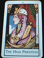 II 女祭司 The High Priestess